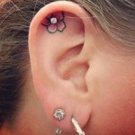 ear tattoos 2 150x150 - 100's of Ear Tattoo Design Ideas Picture Gallery
