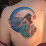 fairy tattoo b 6 150x150 - 100's of Alyssa Milano Tattoo Design Ideas Picture Gallery
