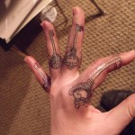 finger Tattoos 8 150x150 - 100's of Finger Tattoo Design Ideas Picture Gallery