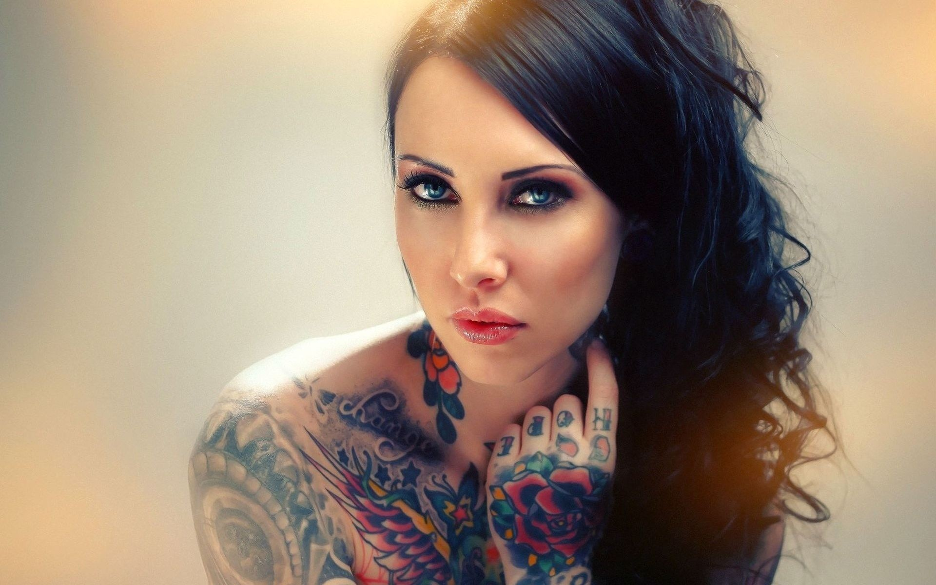 100's of Girl Tattoo Design Ideas Picture Gallery