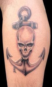 grey ink anchor tattoo with skull1 180x300 - grey-ink-anchor-tattoo-with-skull