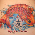 images 12 150x150 - 100's of Koi Tattoo Design Ideas Picture Gallery