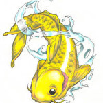 images 22 150x150 - 100's of Koi Tattoo Design Ideas Picture Gallery