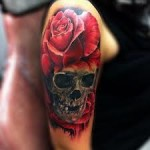 images 23 150x150 - 100's of Skull Tattoo Design Ideas Picture Gallery