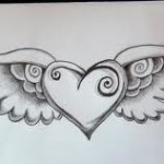 images 41 150x150 - 100's of Heart Tattoo Design Ideas Picture Gallery