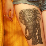 indian tattoos 11 150x150 - 100's of Indian Tattoo Design Ideas Picture Gallery