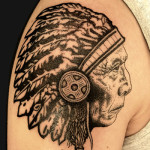 indian tattoos 12 150x150 - 100's of Indian Tattoo Design Ideas Picture Gallery