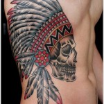indian tattoos 14 150x150 - 100's of Indian Tattoo Design Ideas Picture Gallery