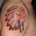 indian tattoos 7 150x150 - 100's of Indian Tattoo Design Ideas Picture Gallery