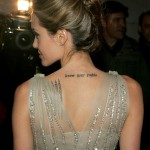 know your rights back neck tattoo 150x150 - 100's of Thai Tattoo Design Ideas Picture Gallery