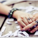 ring tattoos 1 150x150 - 100's of Ring Tattoo Design Ideas Picture Gallery