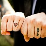 ring tattoos 11 150x150 - 100's of Ring Tattoo Design Ideas Picture Gallery