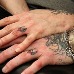 ring tattoos 3 150x150 - 100's of Ring Tattoo Design Ideas Picture Gallery