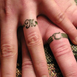 ring tattoos 4 150x150 - 100's of Ring Tattoo Design Ideas Picture Gallery