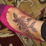 rose tattoos designs 9 150x150 - 100's of Rose Tattoo Design Ideas Picture Gallery