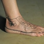 shoes tattoos 14 150x150 - 100's of Shoes Tattoo Design Ideas Picture Gallery