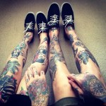 shoes tattoos (3)
