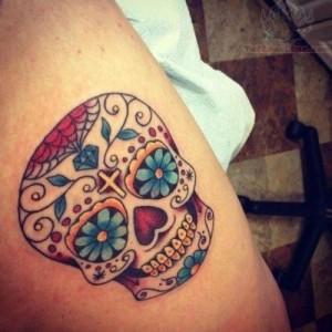 sugar skull mexican tattoo1 300x300 - sugar-skull-mexican-tattoo