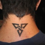 tatouage tribal nuque femme homme vq9y6 150x150 - 100's of Thai Tattoo Design Ideas Picture Gallery
