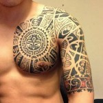 tiki hawaiian tribal tattoos designs 150x150 - 100's of Tikki Tattoo Design Ideas Picture Gallery