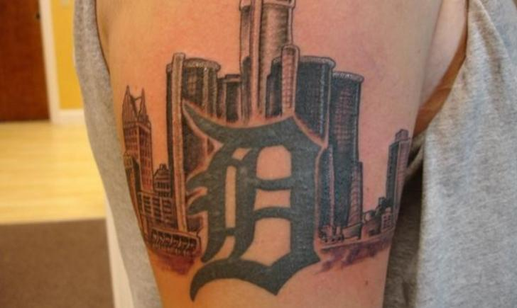 DETROIT TATTOOS